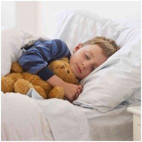 """Vaiko """"nelaimės"""" lovoje - kokią patalynę rinktis?"""