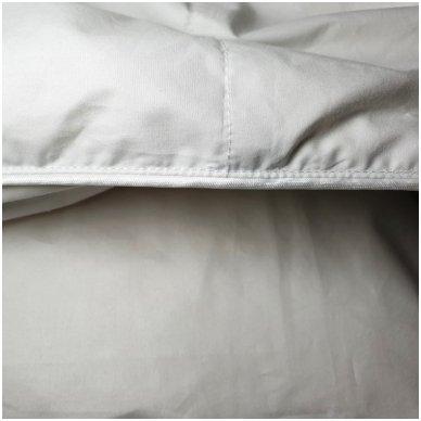 Vasarinė pūkinė (90% pūkai-10% plunksnos) antklodė MORPHEUS, 220x240cm 5
