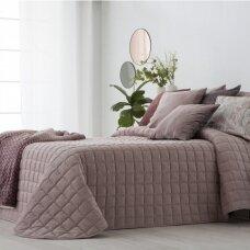 """Velveto lovos užtiesalas """"Marinel Rose"""", 250x270 cm (rožinė)"""