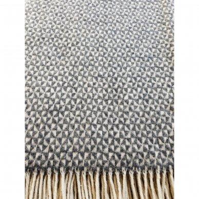 "Vilnonis pledas ""Percy"", 130x180 cm 3"