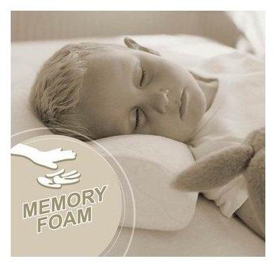 Viskoelastinė pagalvė vaikams 40x26 cm 2