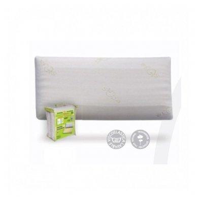 Viskoelastinė (skalbiama) pagalvė, 50x70 cm