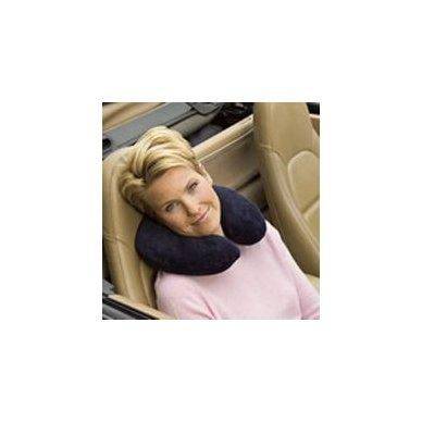 Viskoelastinės medžiagos kelioninė kaklo pagalvė