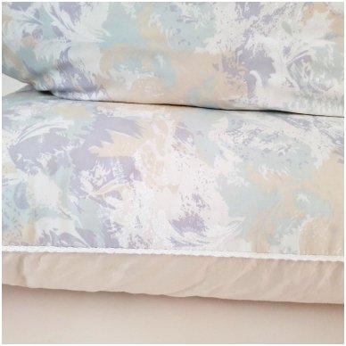 Žąsų pūkų ir plunksnų pagalvė (90%-pūkų, 10%-plunksnų), 50x70 cm 3