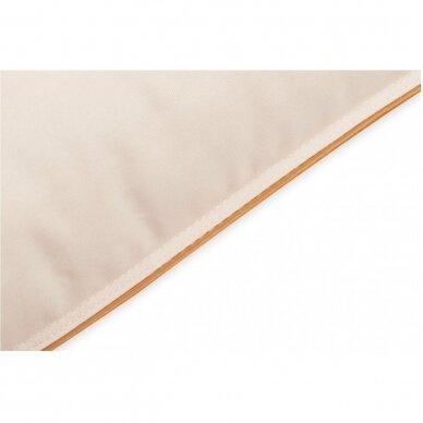 Žąsų pūkų ir plunksnų pagalvė su tiku (70%-pūkų, 30%-plunksnų) LUX ULTRA , 70x70 cm 3