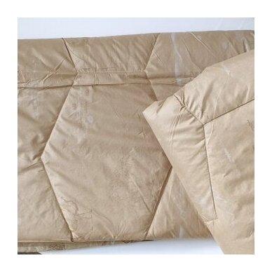 Žieminė antklodė su kupranugario vilnos užpildu (450 g/m2), 200x230 cm 3