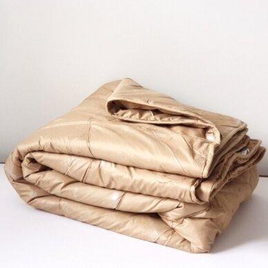 Žieminė antklodė su kupranugario vilnos užpildu (450 g/m2), 200x230 cm 4