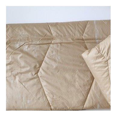 Žieminė antklodė su kupranugario vilnos užpildu (450 g/m2), 220x240 cm 3