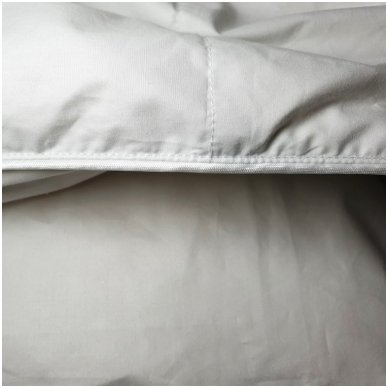 Žieminė pūkinė (90% pūkai-10% plunksnos) antklodė MORPHEUS, 100x140cm 4