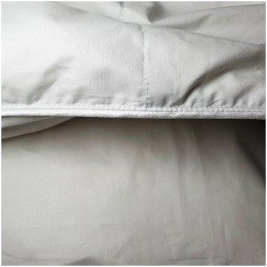 Žieminė pūkinė (90% pūkai-10% plunksnos) antklodė MORPHEUS, 200x220cm 5